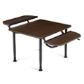 Table with Two Height Adjustable Tablet Surfaces, 41913