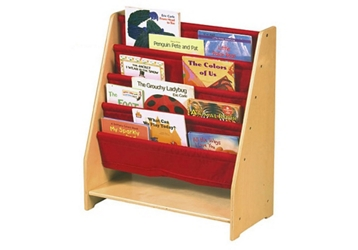 Single Sided Canvas Book Display, 33423