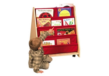 Two Sided Canvas Book Display, 33424