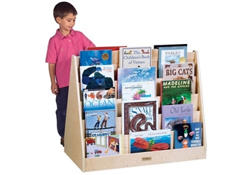 Double Sided Book Display, 33425