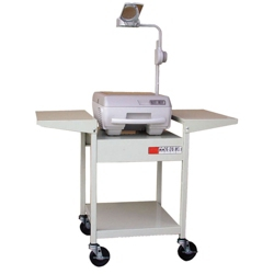 Adjustable Height Overhead Projector Cart, 43180