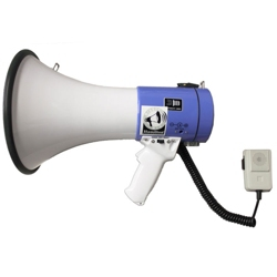 20W Megaphone with Siren and External Microphone, 43382