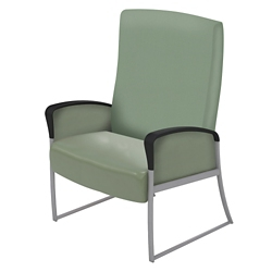 "Behavioral Health Patient Chair - 21""W Seat, 26237"