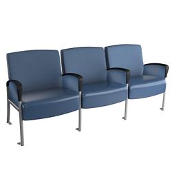 Behavioral Health Three Seat Chair , 26241
