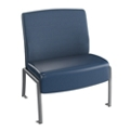 "Behavioral Health Armless Guest Chair - 21""W Seat, 26242"