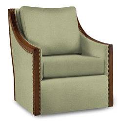 Vinyl Swivel Chair, 26378