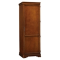 "Single Door Wardrobe - 77.5""H, 26099"