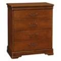 "Four Drawer Chest of Drawers - 30.25""W, 27102"