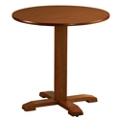 """Dining Table with Bullnose Edge - 30""""DIA, 41915"""