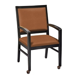 Dining Chair with Front Casters, 26362