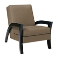 Vinyl Lounge Chair, 26367
