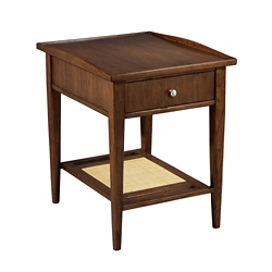 "End Table with Lower Shelf - 24""W, 53179"