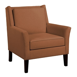 Vinyl Lounge Chair, 26375
