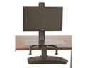 Sit Stand Single Monitor Workstation , 60011