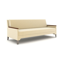 "Daybed with Fold Down Back Cushion - 80""W, 26456"