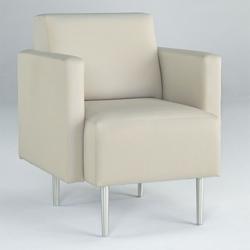 Club Chair in Vinyl, 75311