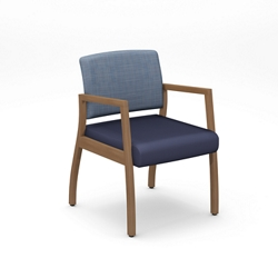 Iris Guest Chair with Arms, 50150