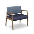 Iris Bariatric Guest Chair with Arms, 50152
