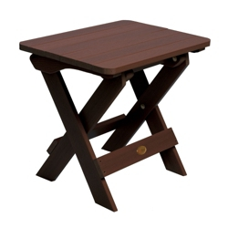 Outdoor Folding Side Table, 85864