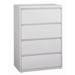"36""W Four Drawer Lateral File, 30880"