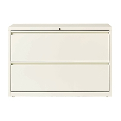 "Two Drawer Lateral File in Cloud Finish - 42""W, 30606"