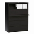 "42""W Five Drawer Lateral File, 30885"