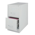 """25""""D Two Drawer Letter Vertical File, 34497"""