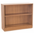 Hardwood Two Shelf Bookcase, 32892