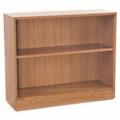 Hardwood Two Shelf Bookcase, 32892