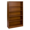 Hardwood Five Shelf Bookcase, 32895