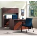 Desk and Credenza Set, 13834