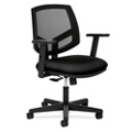 HON Volt Mesh and Fabric Task Chair with Synchro Tilt, 56975