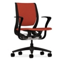 HON Purpose Mid-Back Task Chair with Fixed Arms , 57023
