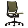 HON Purpose Mid-Back Armless Task Chair, 57024