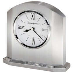 "Lincoln 5.75""H Arched Tabletop Alarm Clock, 82277"