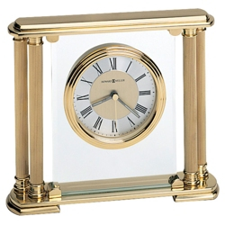 "Athens Desk Top Clock - 6.5""H, 85077"