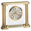 "Athens Desk Top Clock - 6.5""H, 85077"
