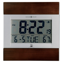 "Digital Wall Clock - 8.75""W, 85081"
