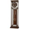 "Contemporary Metal Floor Clock - 23.75""W x 78.75""H, 85083"