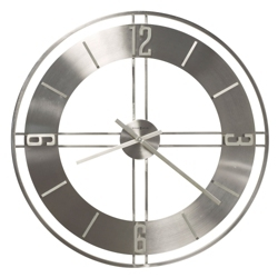 "30""Dia Wrought Iron Gallery Wall Clock, 91249-1"