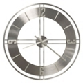 "30""Dia Wrought Iron Gallery Wall Clock, 91249"