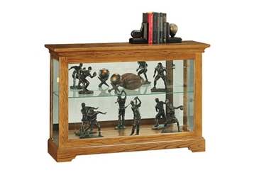 Console Curio Cabinet , 36850