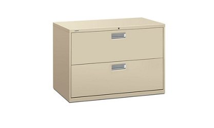 "Two Drawer Lateral File - 42""W, 30631"