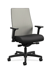 Stretch-Mesh Mid-Back Task Chair , 50098