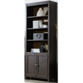 "Six Shelf Lower Door Bookcase - 84""H, 32234"