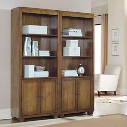 """Double Bookcase Set - 78""""H, 32241"""