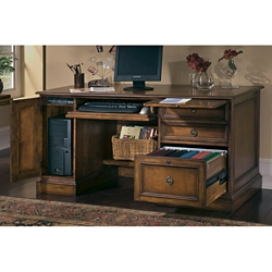 """Traditional Computer Desk - 60""""W x 28""""D, 13671"""