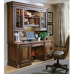 """Brookhaven 75.5""""W Traditional Hutch, 36189"""