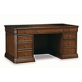 """Classic Leather Inlay Top Executive Desk - 66""""W x 36""""D, 13677"""