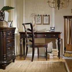 Traditional Writing Desk and Chair Set, 10594